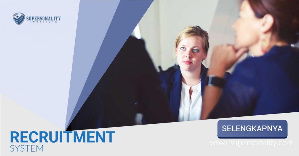 Recruitment system